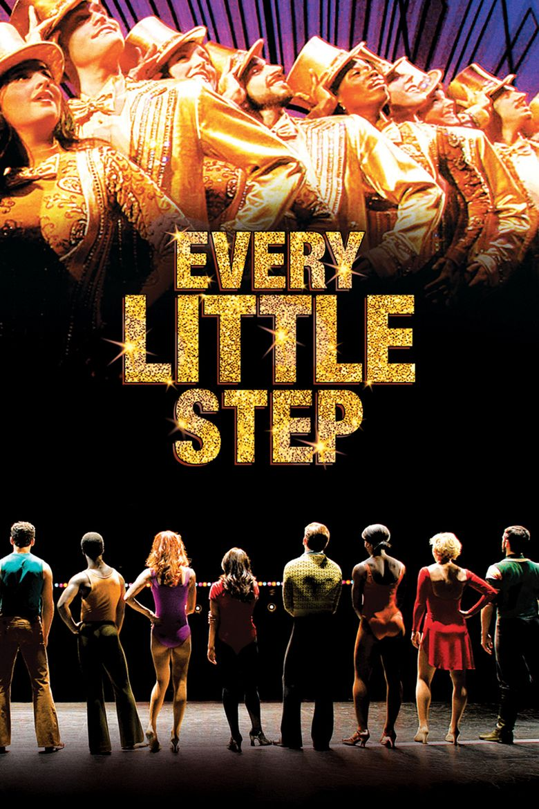 Every Little Step (film) movie poster