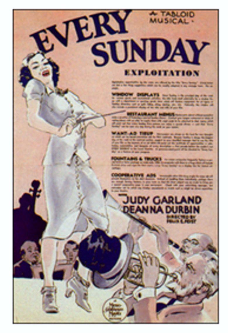 Every Sunday movie poster