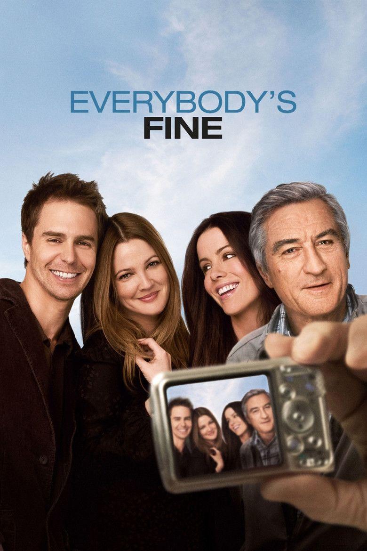 Everybodys Fine (2009 film) movie poster