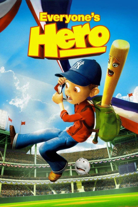 Everyones Hero movie poster