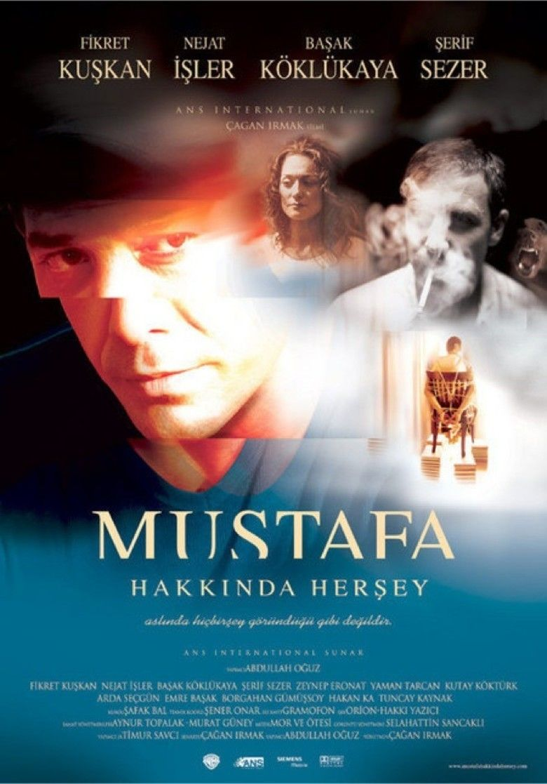 Everything About Mustafa movie poster