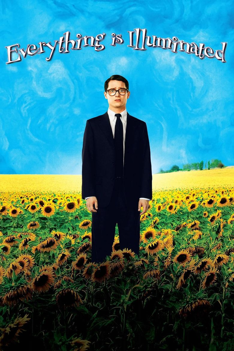 Everything Is Illuminated (film) movie poster