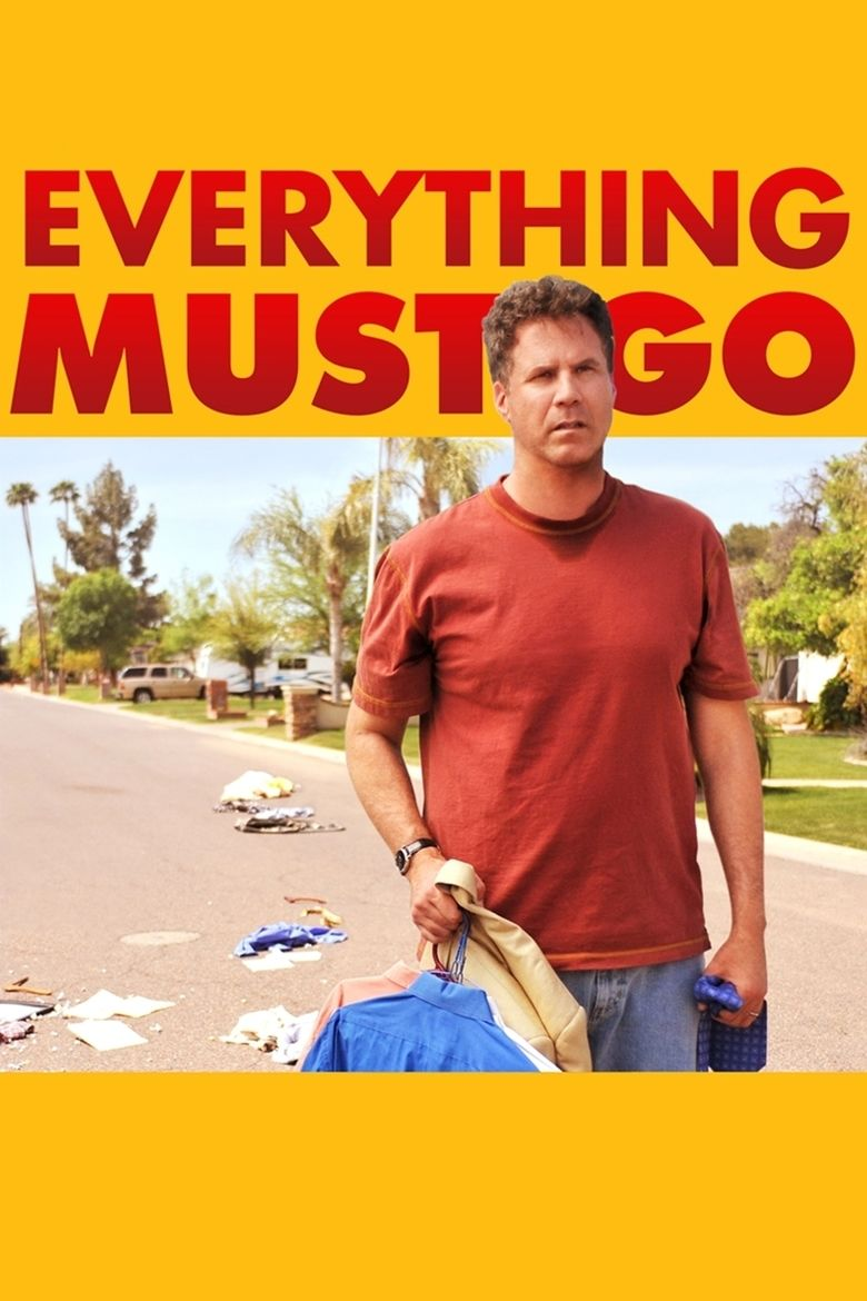 Everything Must Go (film) movie poster
