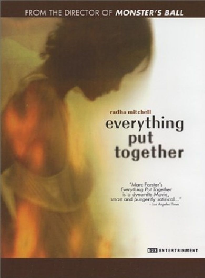 Everything Put Together movie poster