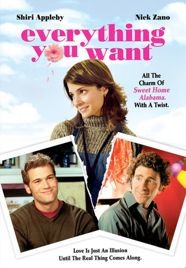 Everything You Want (film) movie poster