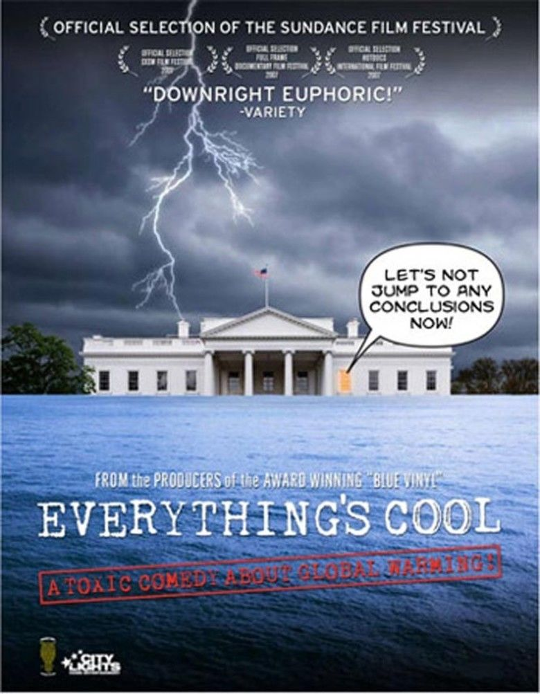 Everythings Cool (film) movie poster
