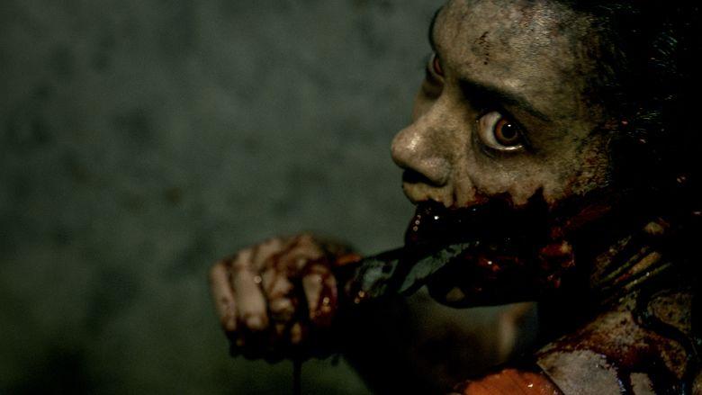 Evil Dead (2013 film) movie scenes