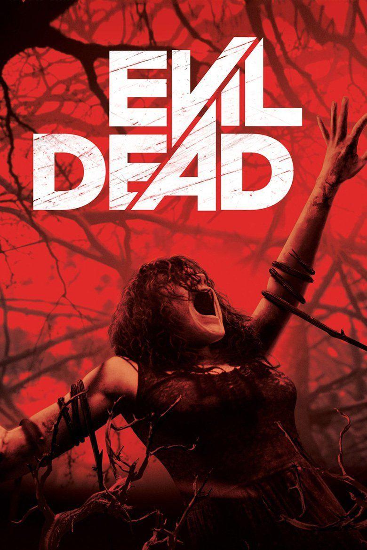 Evil Dead (2013 film) movie poster