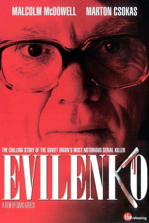 Evilenko movie poster
