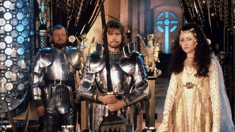 a review of the film excalibur Excalibur is a fictional superhero group appearing in american comic books published by marvel comics they are depicted as an offshoot of the x-men, usually based in.