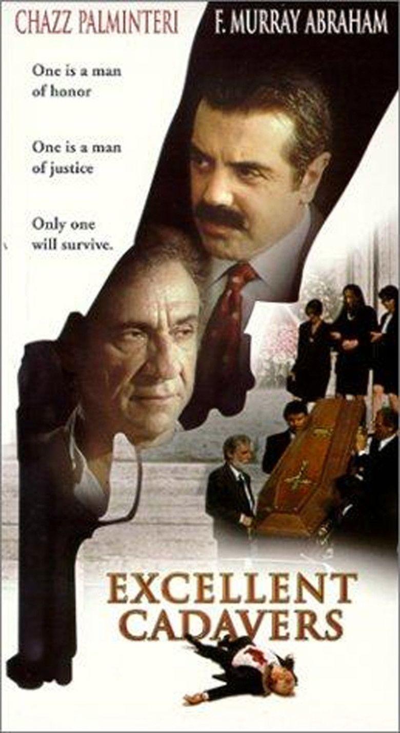 Excellent Cadavers (film) movie poster