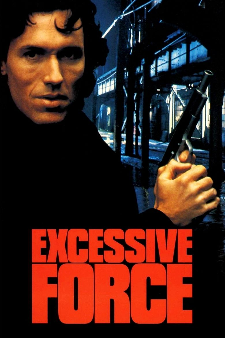 Excessive Force (film) movie poster