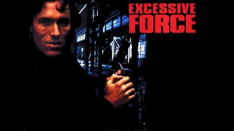 Excessive Force (film) movie scenes