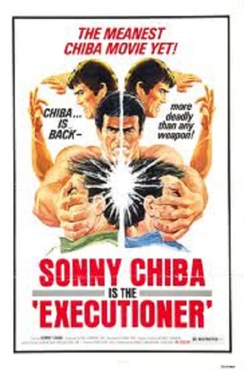 Executioner (1974 film) movie poster