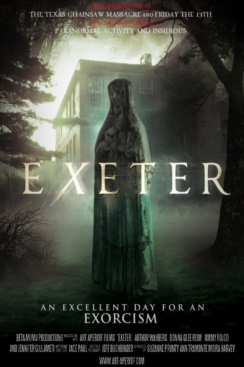 Exeter (film) movie poster