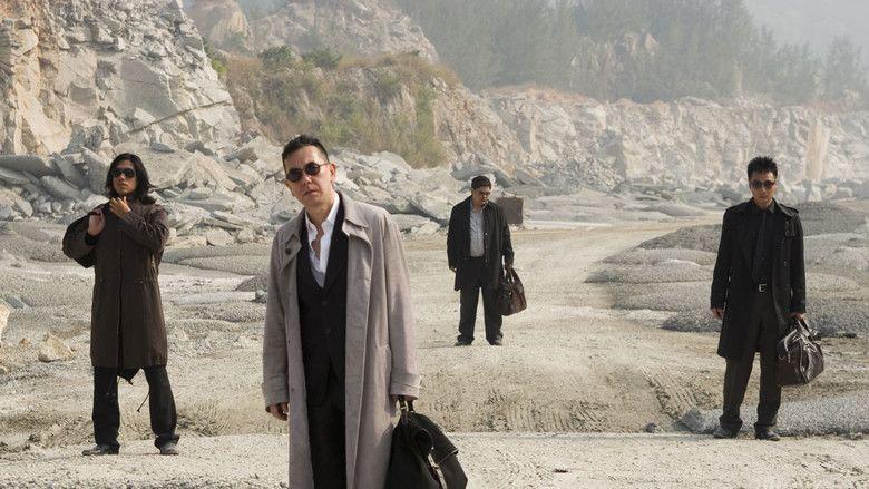 Exiled movie scenes