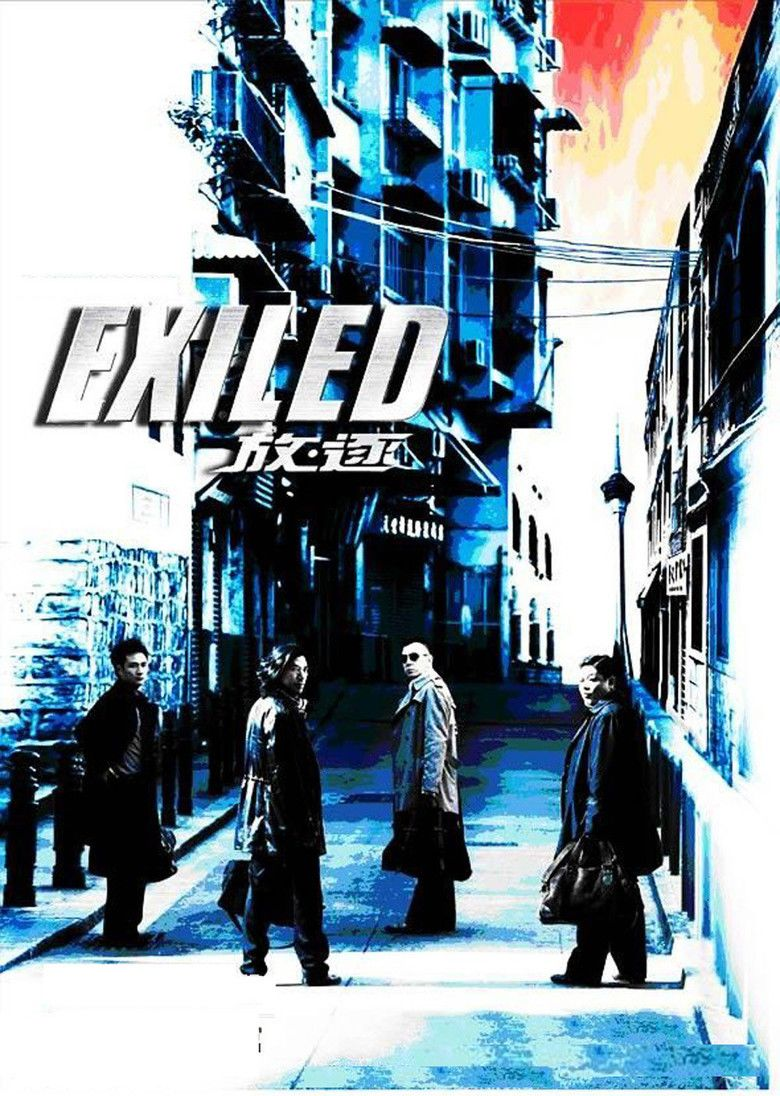 Exiled movie poster