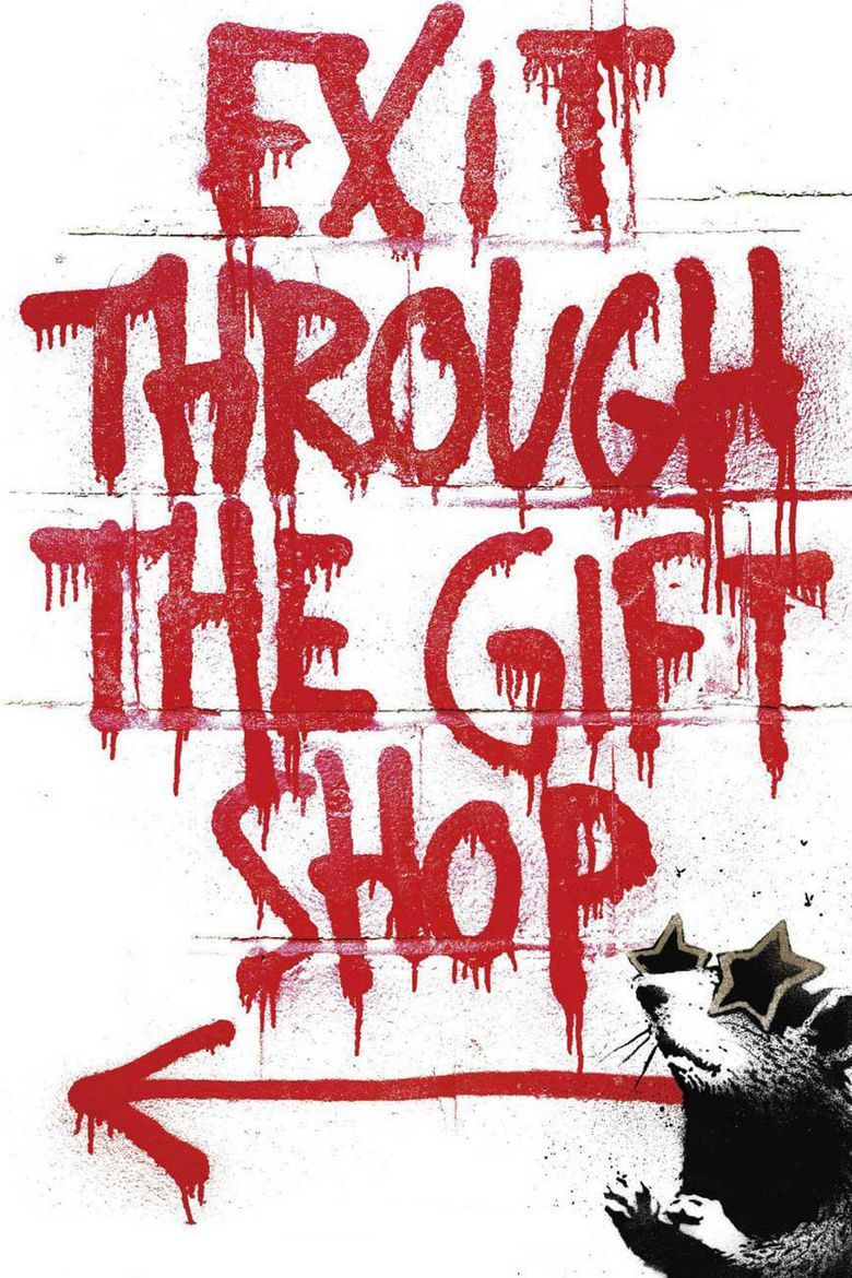 Exit Through the Gift Shop movie poster