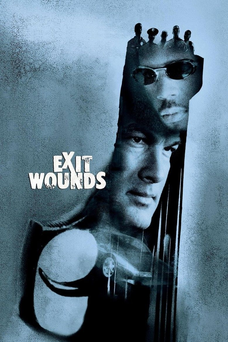 Exit Wounds movie poster