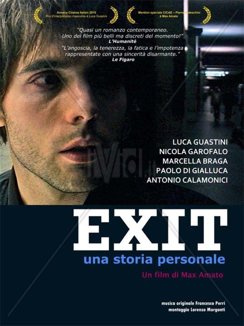 Exit: una storia personale movie poster