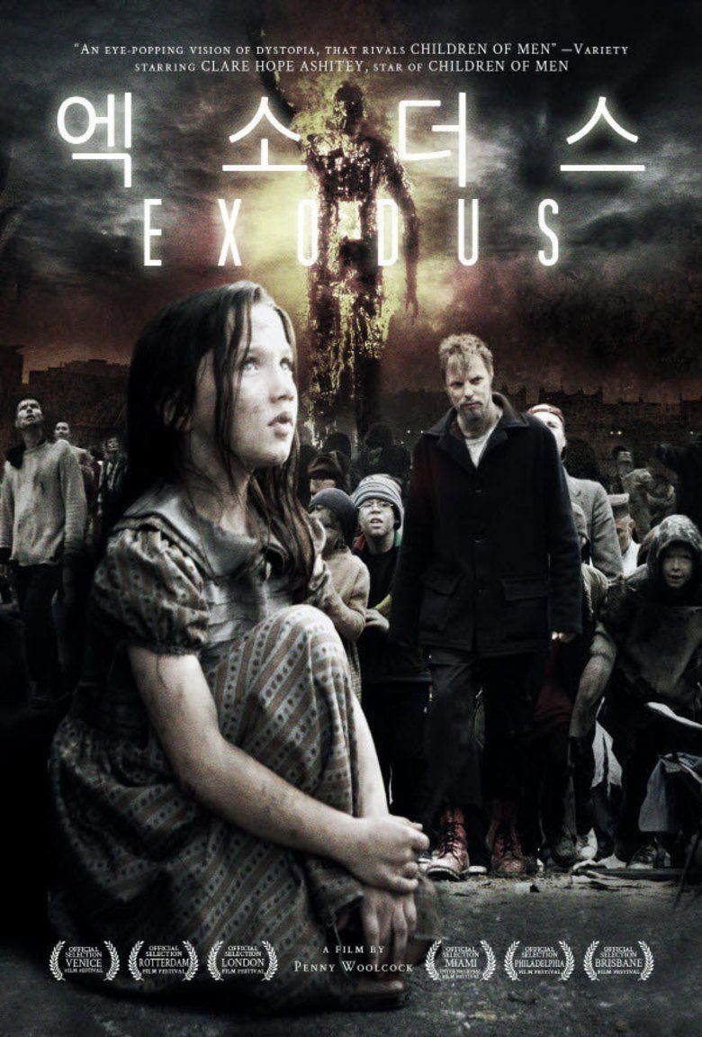 Exodus (2007 Hong Kong film) movie poster