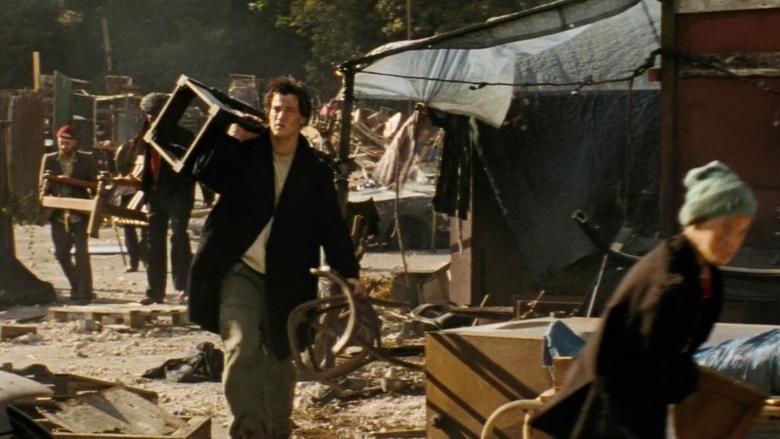 Exodus (2007 Hong Kong film) movie scenes