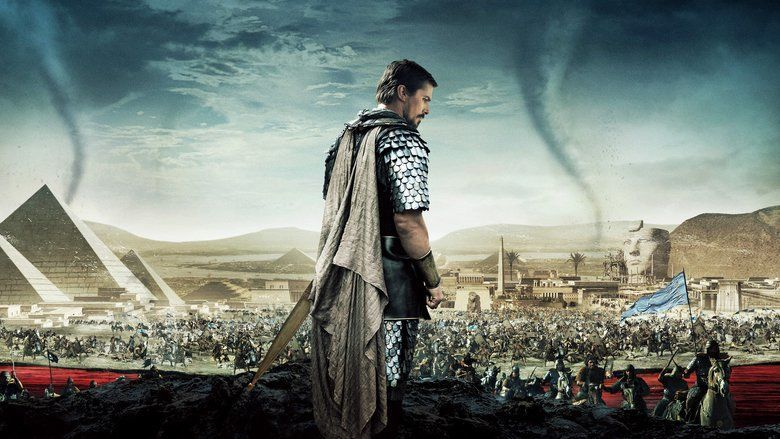 Exodus: Gods and Kings movie scenes