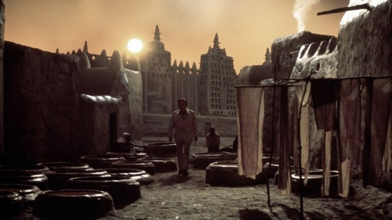 Exorcist II: The Heretic movie scenes