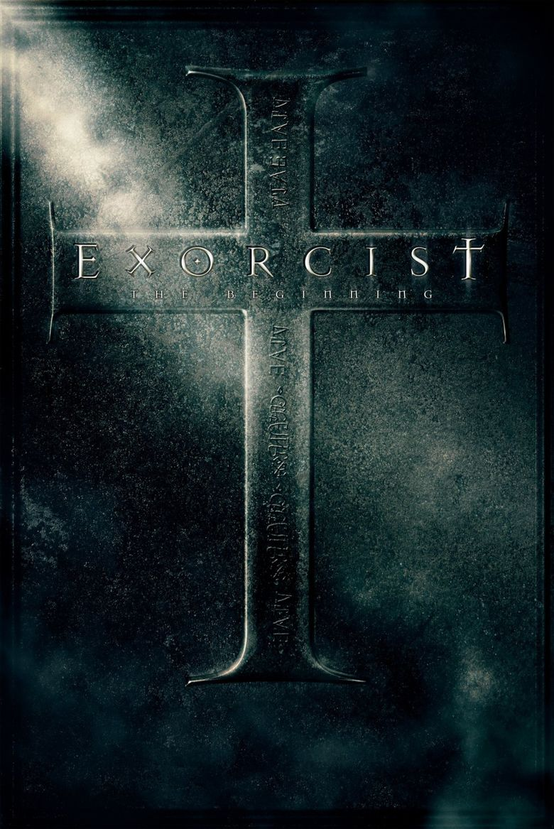 Exorcist: The Beginning movie poster