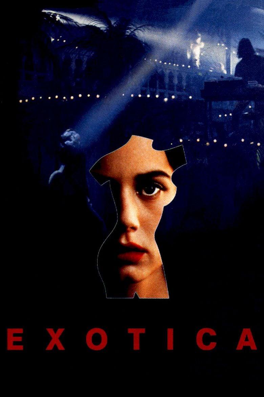 Exotica (film) movie poster