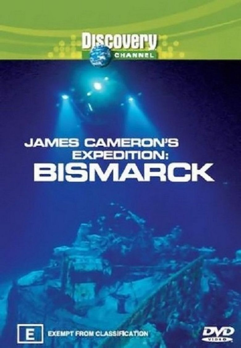 Expedition: Bismarck movie poster