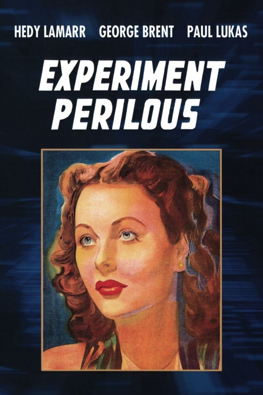 Experiment Perilous movie poster
