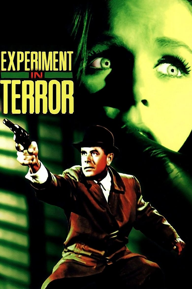 Experiment in Terror movie poster