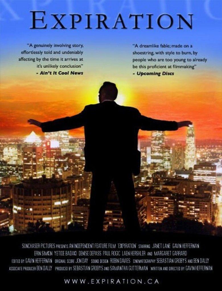 Expiration (film) movie poster