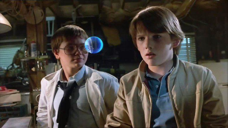 Explorers (film) movie scenes