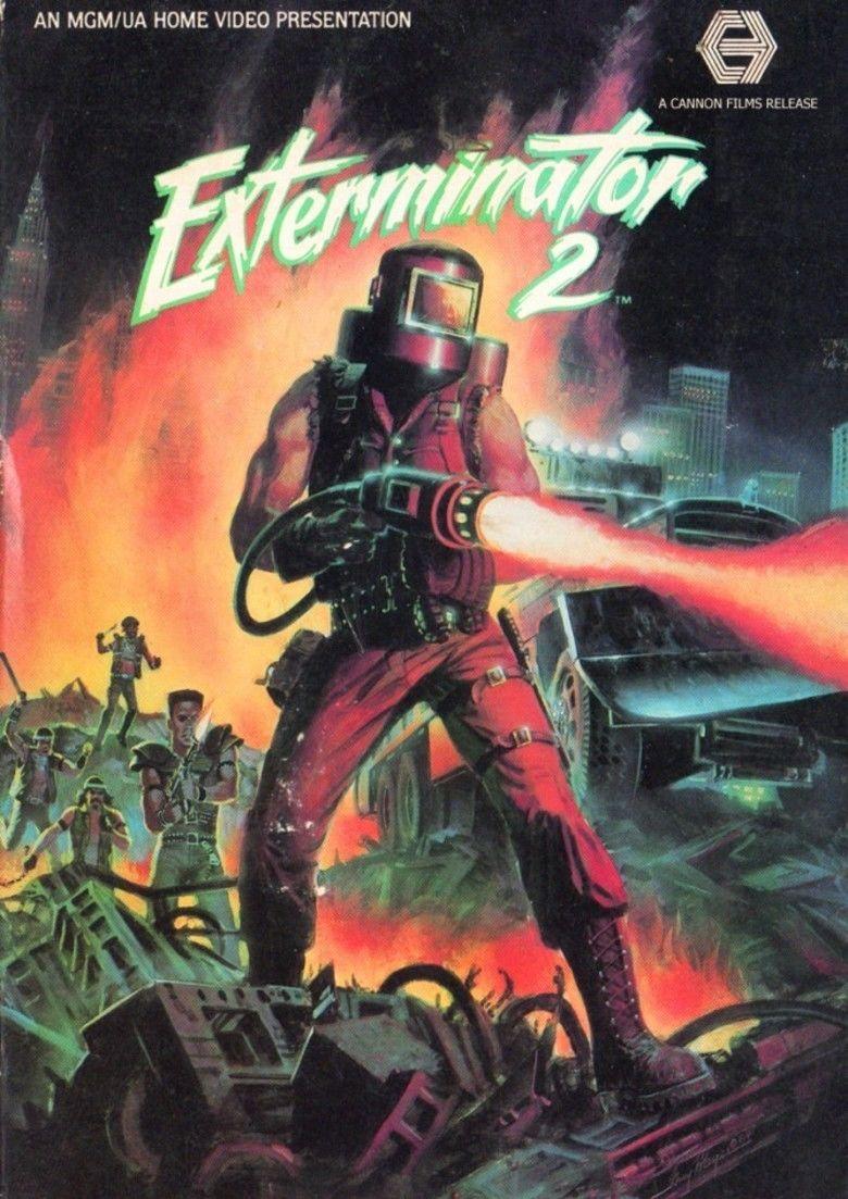 Exterminator 2 movie poster