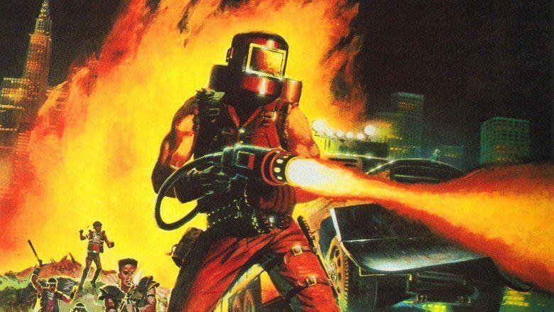 Exterminator 2 movie scenes
