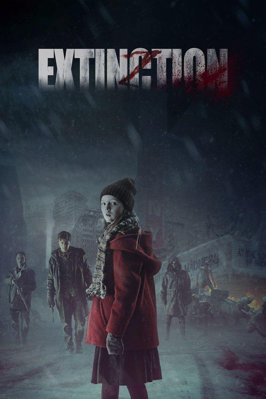 Extinction (film) movie poster