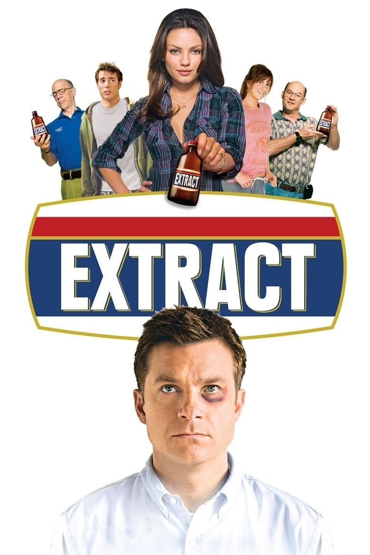 Extract (film) movie poster