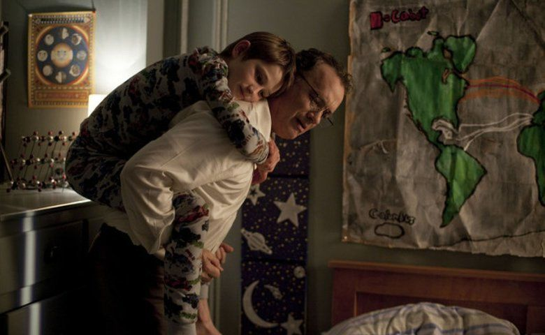 Extremely Loud and Incredibly Close (film) movie scenes