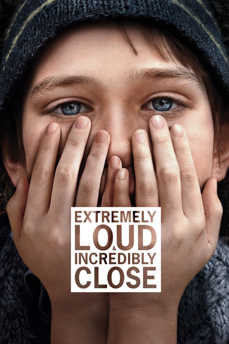 Extremely Loud and Incredibly Close (film) movie poster