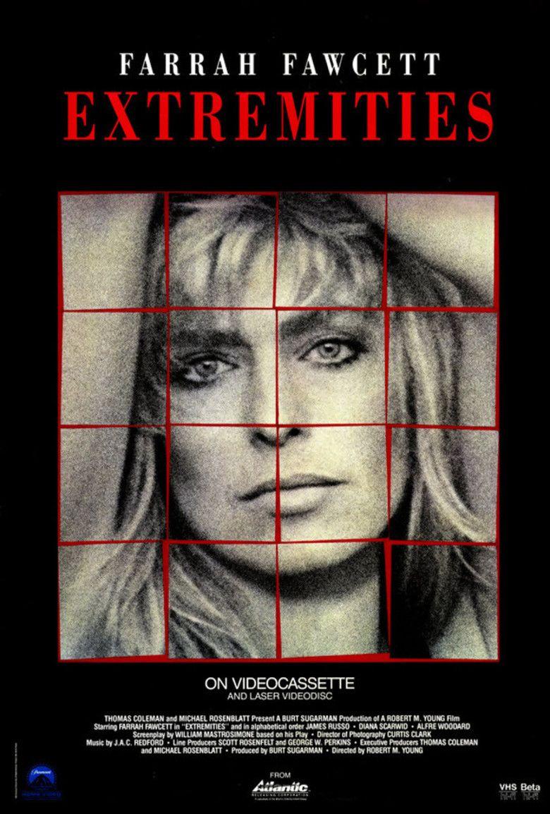 Extremities (film) movie poster