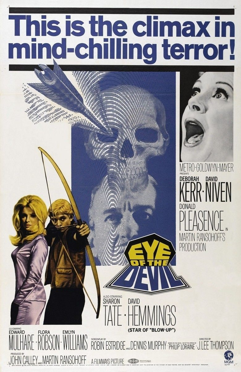 Eye of the Devil movie poster