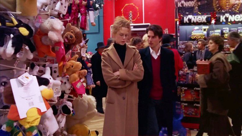 Eyes Wide Shut movie scenes