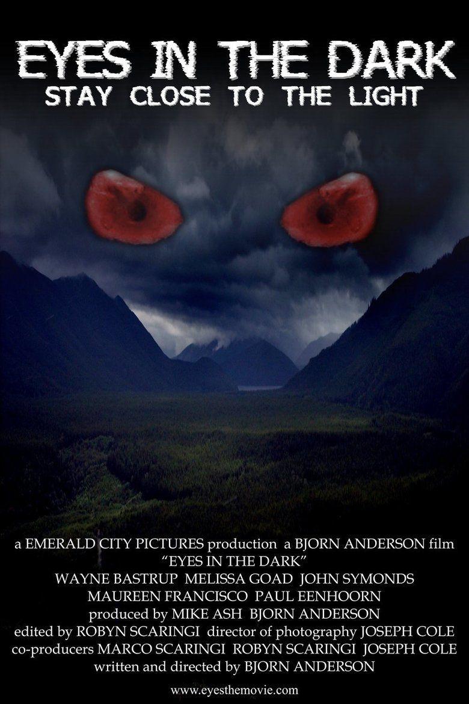 Eyes in the Dark movie poster