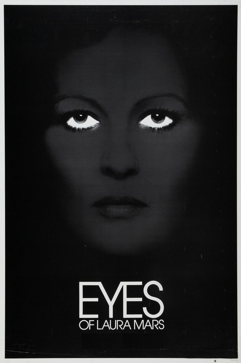 Eyes of Laura Mars movie poster