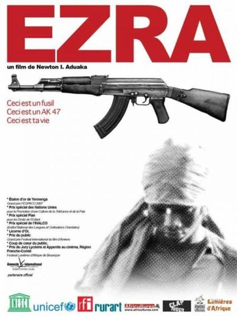Ezra (film) movie poster