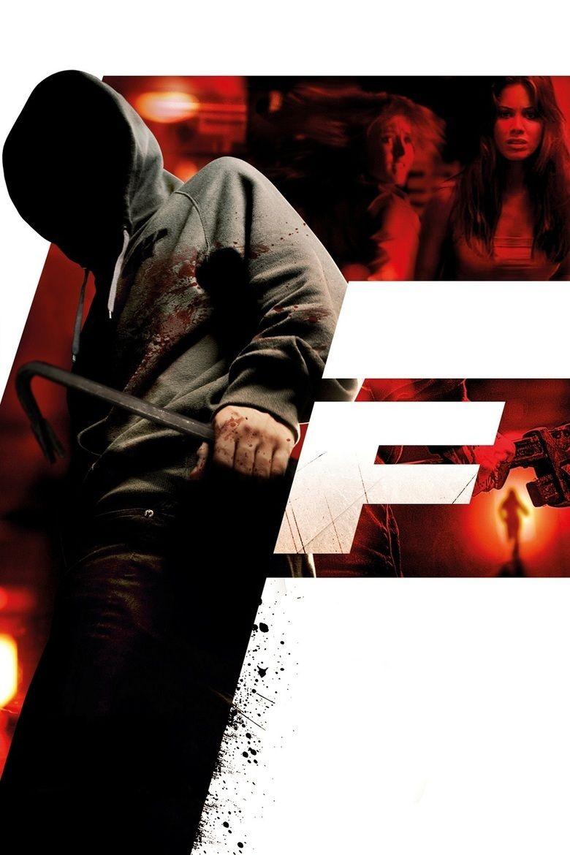 F (film) movie poster