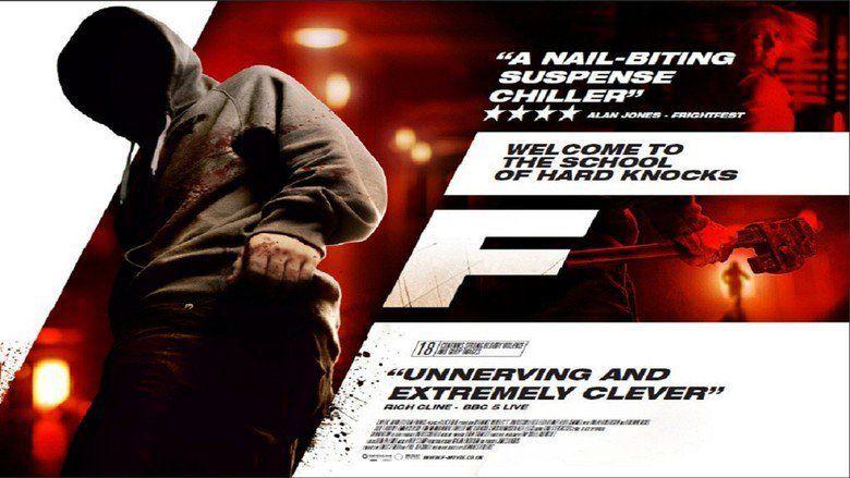 F (film) movie scenes