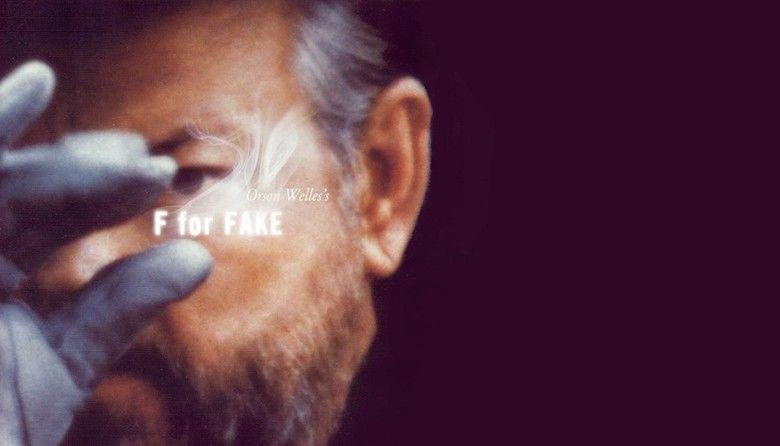 F for Fake movie scenes